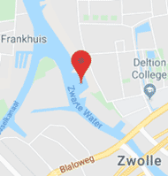 Find actual location of Ship Josefien the Netherlands Zwolle