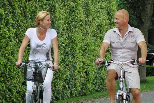 Boat bike tours & holidays North-Netherlands Wadden Islands IJsselmeer